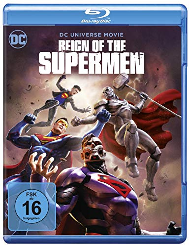 Reign of the Supermen [Blu-ray]