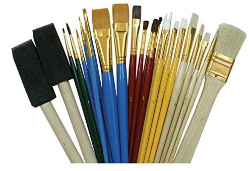 Patrimonio artes abp25Craft–Set de pinceles