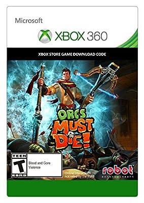Orcs Must Die! - Xbox 360 Digital Code by Microsoft Studios