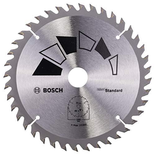 Bosch 2 609 256 807 - Hoja de sierra circular STANDARD
