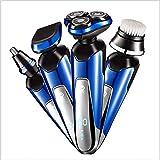 AKL Afeitadora eléctrica para Kit Recortador de Barba Electrico Cortapelos...
