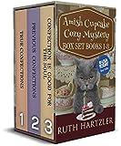 An Amish Cupcake Cozy Mystery Three Book Box Set (Amish Cupcake Cozy Mystery Series Boxset 1) (English Edition)