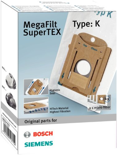 Bosch Elettrodomestici BBZ41FK Sacchetti per aspirapolvere
