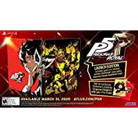 Persona 5 Royal Steelbook Launch Edition for PlayStation 4 by Sega