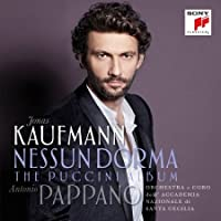 Nessun Dorma : The Puccini Album (Korea Edition)