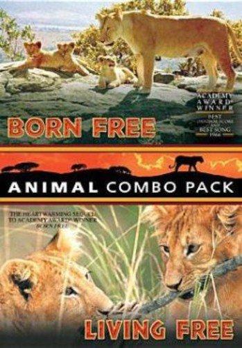 Animal Combo Pack: Born Free/Living Free