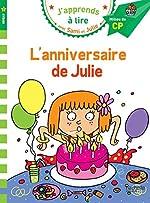 Sami et Julie CP Niveau 2 L'anniversaire de Julie de Léo Lamarche
