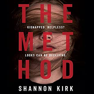 The Method                   By:                                                                                                                                 Shannon Kirk                               Narrated by:                                                                                                                                 Allyson Ryan,                                                                                        Greg Watanabe                      Length: 9 hrs and 26 mins     49 ratings     Overall 4.2
