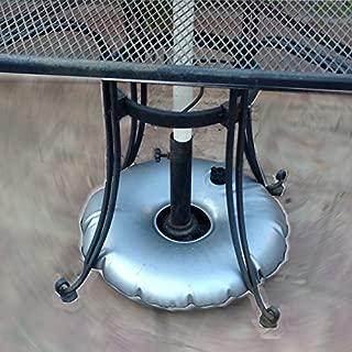 Portable Round Umbrella Base Weights – Three Pack