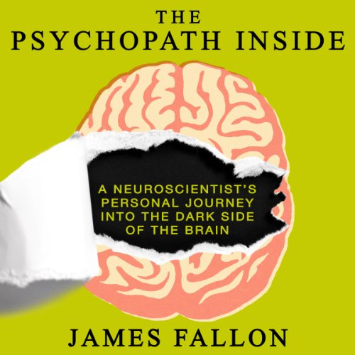 The Psychopath Inside audiobook cover art