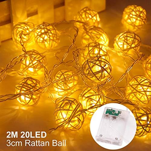 Kerstdecoratie voor het hoofdkerstcadeau kerstboom decor Cristmas WSJKHY Ball Led