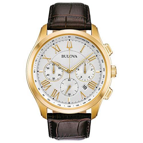 Bulova Dress Watch (Model: 97B169)