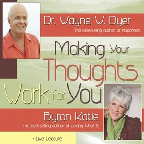Making Your Thoughts Work For You audiobook cover art