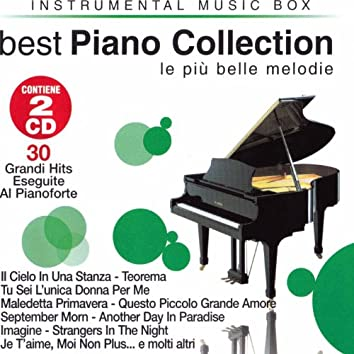 Best Piano Collection (Italian Hit)