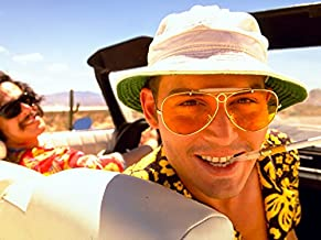 Fear and Loathing in Las Vegas Movie Johnny Depp 32x24 Print Poster