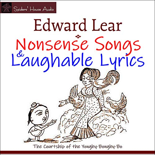 Nonsense Songs and Laughable Lyrics cover art