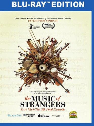 MUSIC OF STRANGERS: YO-YO MA & SILK ROAD ENSEMBLE - MUSIC OF STRANGERS: YO-YO MA & SILK ROAD ENSEMBLE (1 Blu-ray)