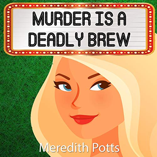 Murder Is a Deadly Brew cover art