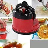 Afilador de cuchillos de cocinaMaquinilla de afeitar eléctricainteligenteSharp Swifty Home Cooking Herramienta de corte Diseño de ventosa antideslizante