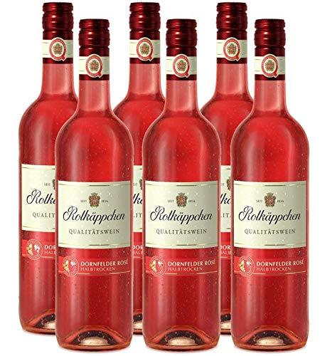 Rotkäppchen Dornfelder Rosé halbtrocken