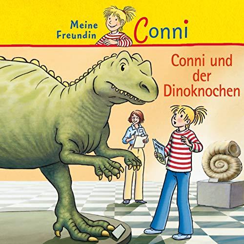 Conni und der Dinoknochen Titelbild