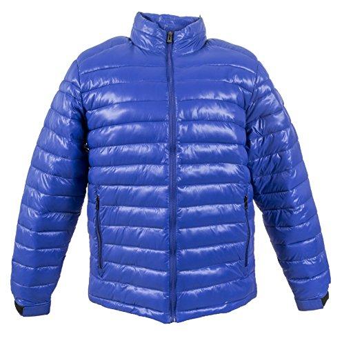 Seba 700BE donsjack blauw XXL Blauw
