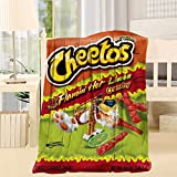Chee-TOS FLA-min Hot LIM-in 3D Printing Artwork Blanket Throw/Twin Lightweight Super Soft for Couch Bed Sofa Microfiber Throw 50x60inch
