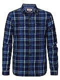 Petrol Industries - Camisa de leñador para hombre, talla, Bushwick, XXL
