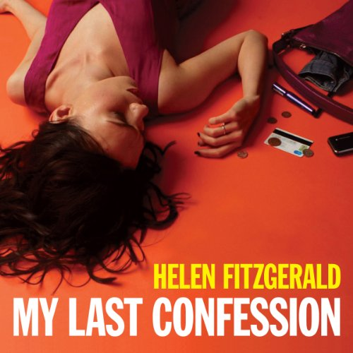 My Last Confession audiobook cover art
