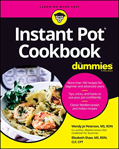 Instant Pot Cookbook For Dummies