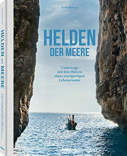 Helden der Meere (Deutsch), 25x32 cm, 224 Seiten - Unterwegs mit den Hütern eines einzigartigen Lebensraums. Mit einem Vorwort des Dalai Lamas