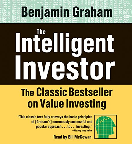 The Intelligent Investor audiobook cover art