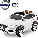 Babycoches - Coche eléctrico para niños Volvo XC90 con Licencia Oficial, Modelo 2017,...