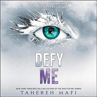Defy Me audiobook cover art
