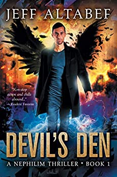 Devil's Den: A Gripping Supernatural Thriller (A Nephilim Thriller Book 1) by [Jeff Altabef, Robb Grindstaff, Kimberly Goebel]