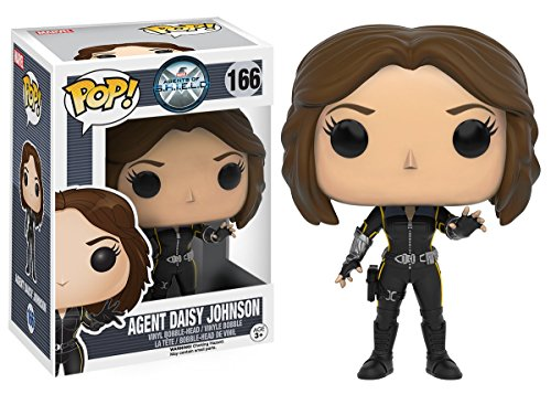 Funko Pop Agente Daisy 'Quake' Johnson (Agents of S.H.I.E.L.D. 166) Funko Pop Agents of S.H.I.E.L.D.