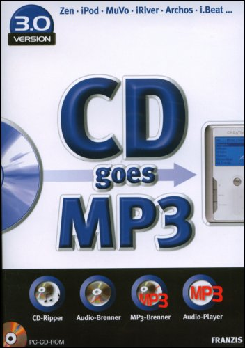 CD goes MP3. CD-ROM für Windows ab 98.