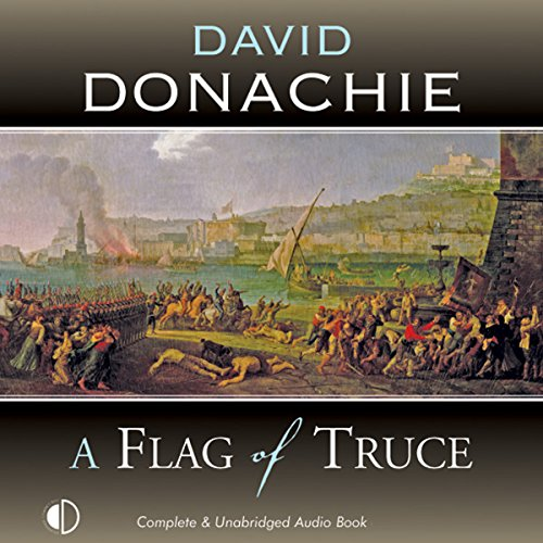 A Flag of Truce audiobook cover art