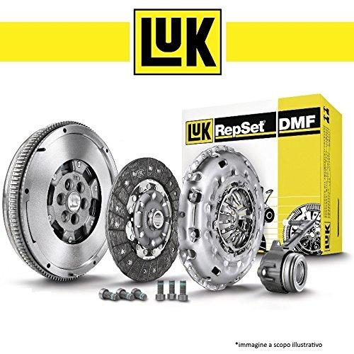 Luk 600 0136 00 - Kit de embrague completo de 3 piezas...