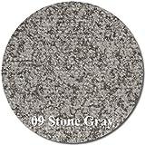 MariDeck Marine Vinyl Flooring - 8.5' Wide - 34 mil. (Stone Gray, 8.5' x 15')