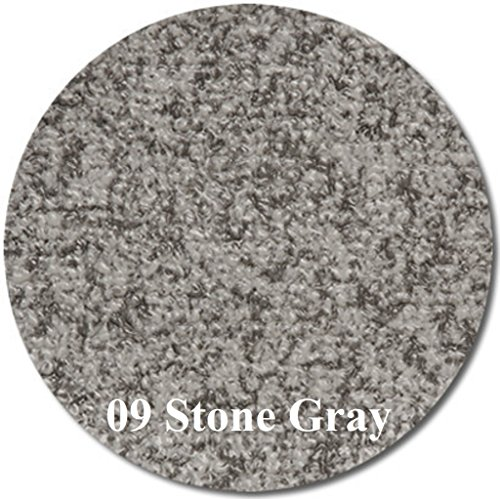MariDeck Marine Vinyl Flooring - 8.5' Wide - 34 mil. (Stone Gray, 8.5' x 20')