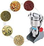 XuanYue 700g Elektrische Getreidemühle Mühle Pulver Maschinenmühle Kaffeemühle für Bohnen Samen Nuss Gewürz Kräuter Pfeffer Pfeffer Getreide Weizen