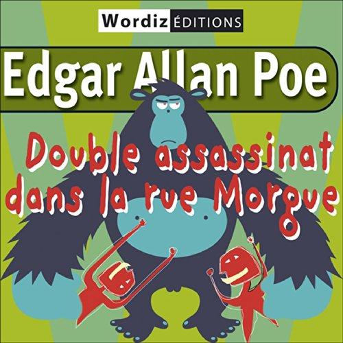 Double assassinat dans la rue morgue  By  cover art