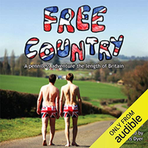 Free Country audiobook cover art