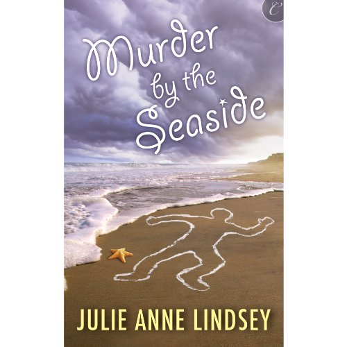 Murder by the Seaside audiobook cover art