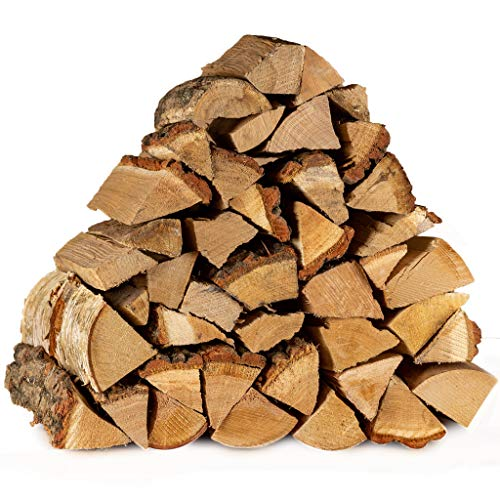 Extra Thin Pizza Oven Hardwood Logs. Kiln Dried. Suitable for Ooni Pro and other medium sized Pizza Ovens. 100% Sustainable. 50kg