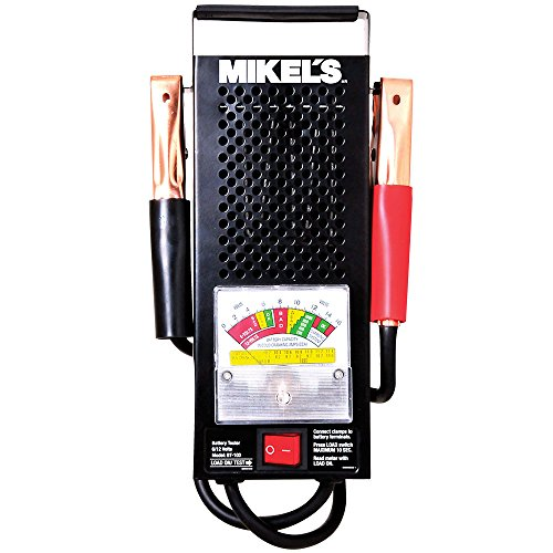Mikels PBA-100 Probador de Baterías 100 Amp