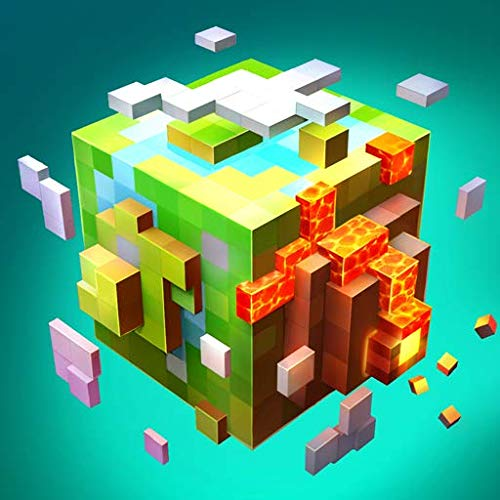 Multicraft: Block Craft Mini World 3D with Skins Export to Minecraft