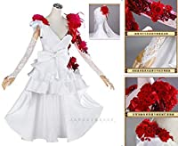 少女前線G36C邁出伐的誓約花嫁情人節婚紗コスプレ衣装
