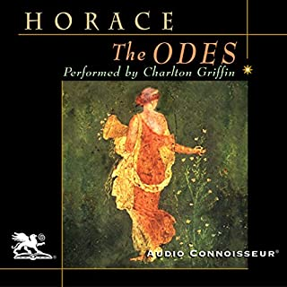The Odes of Horace cover art